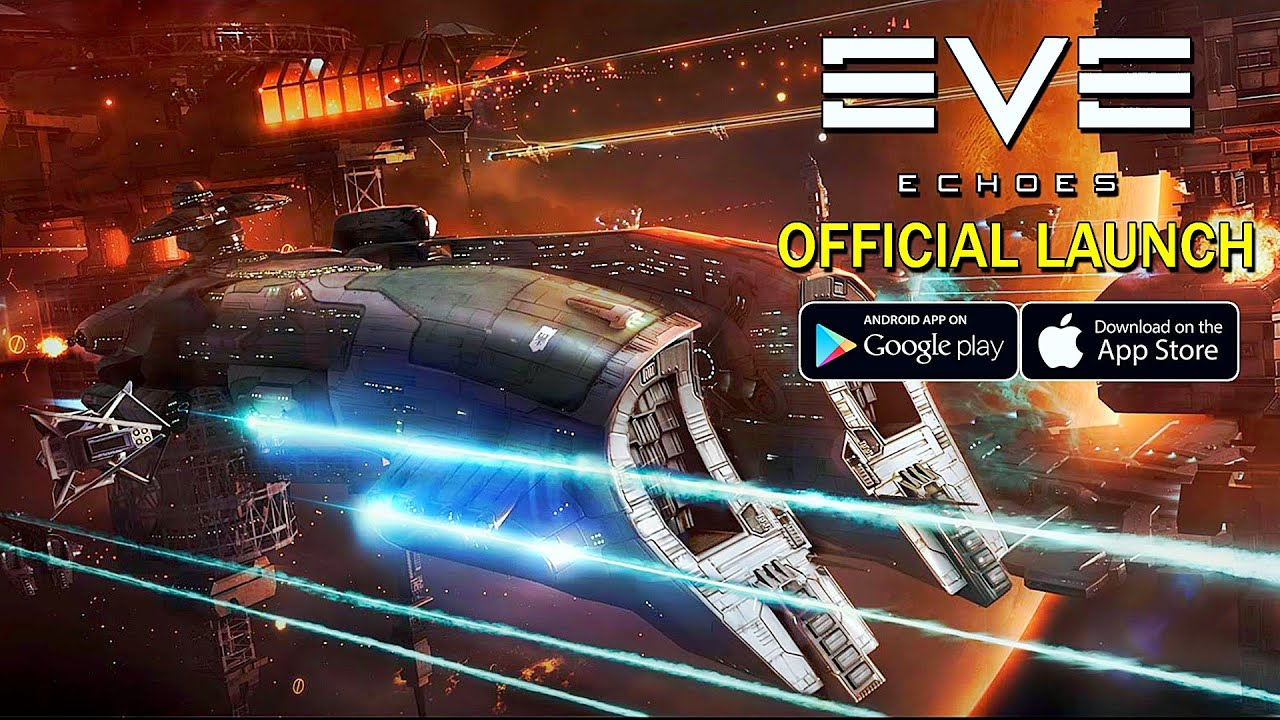 Eve Echoes Netease Global Version Gameplay Android Ios Youtube