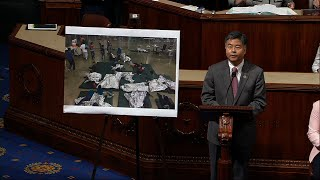 Migrant Kids Crying Audio Played on House Floor