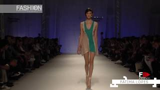 Portugal fashion week spring summer 2017  | Fatima | by Fashion Channel