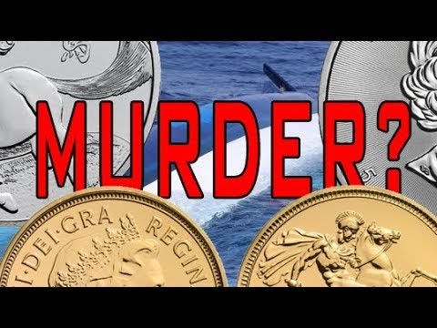 Could Over $100,000 Worth Of Stolen Gold & Silver Bullion Lead to Murder Charges?
