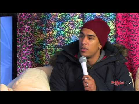 For Today: The Rave TV backstage interview