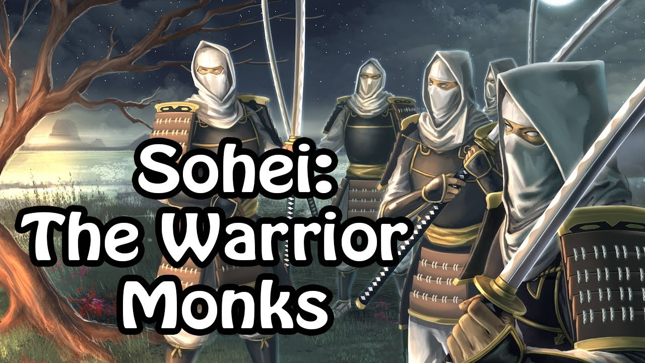 Sohei: The Warrior Monks (Japanese History Explained)