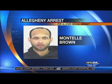 Meadville man charged for sexual assault of female Allegheny College student