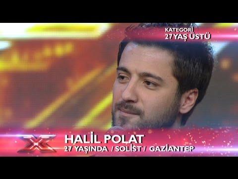 Halil Polat  Adı Aşk Olsun Performansı