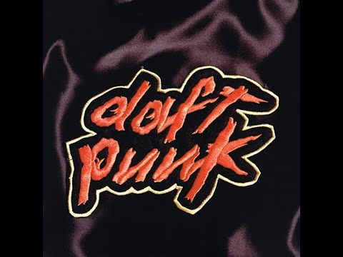 Da Funk | Daft Punk | 1997 | Homework | 2014 Parlophone LP