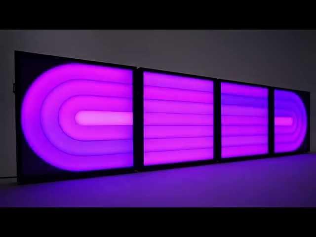 MOBILE DJ LIGHT BOX! - THE RETRO BOX  - COLOUR LED STRIPS