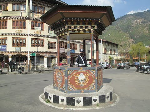 Top Peaceful Country in Asia (BHUTAN)