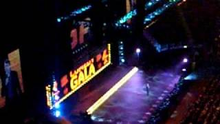 David Mitchell live at the O2 (C4 Comedy Gala)