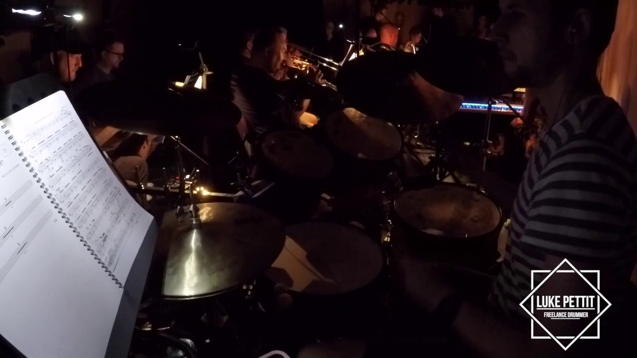 What Ever Happened to My Part - Spamalot (Drum Cam) - Luke Pettit