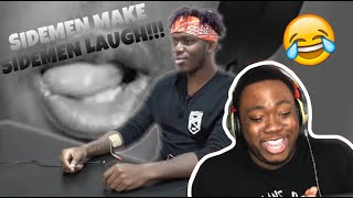 Sidemen tries to make Sidemen laugh: REACTION VIDEO!!!