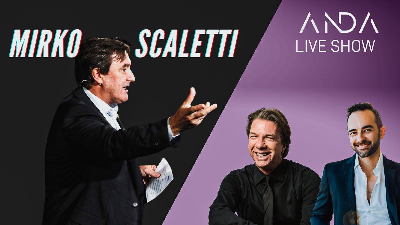 ANDA Live Show con ospite Mirko Scaletti