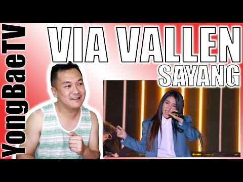 Via Vallen - Sayang - Indonesian Choice Awards 5.0 NET | Reaction | YongBaeTV