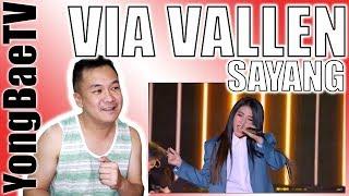 Download lagu Via Vallen - Sayang - Indonesian Choice Awards 5.0 NET   Reaction   YongBaeTV