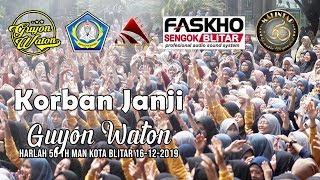 Korban Janji Guyon Waton Harlah 50 Th MAN Kota Blitar