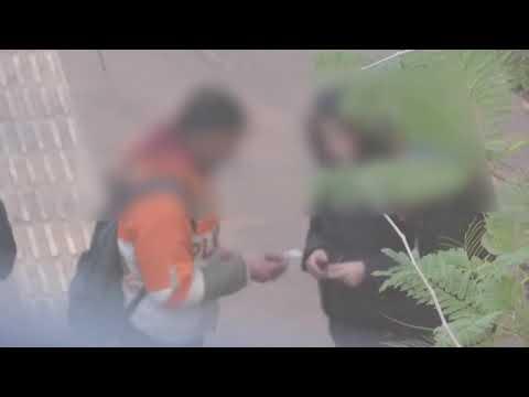 βίντεο με μεθοδολογία δράσης εγκληματικής οργάνωσης διακίνησης ναρκωτικών στα Εξάρχεια