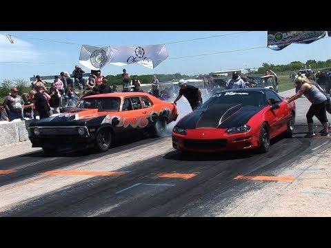 LEGAL STREET RACING - Coffeyville Street Drags