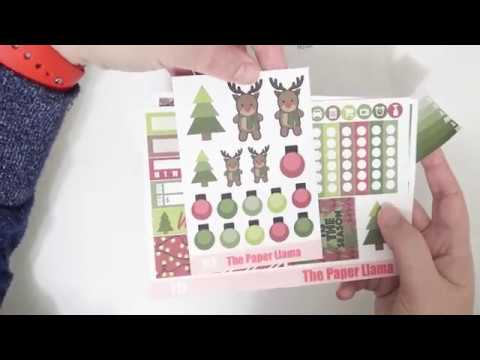 PWM - Evergreen Micro Kit (The Paper Llama)