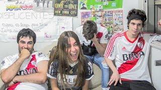 Gimnasia 2 River 1 | Superliga 2017 | Reacciones de Amigos