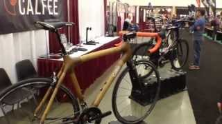 Calfree Bamboo Bike