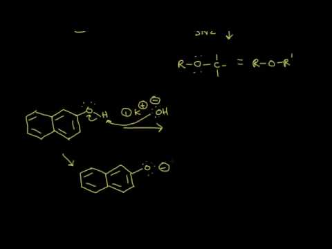Williamson ether synthesis | Organic chemistry | Khan Academy