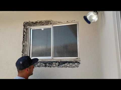 Charmant Replace Bathroom Window With A Smaller One   YouTube