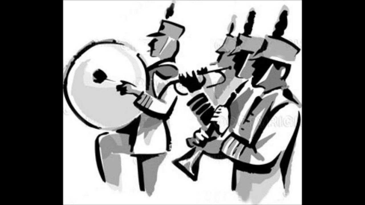 cut friends marching band arrangement youtube