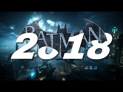 New Batman Arkham Game reveal in March 2018??