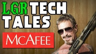 LGR Tech Tales - McAfee's Wild Ride