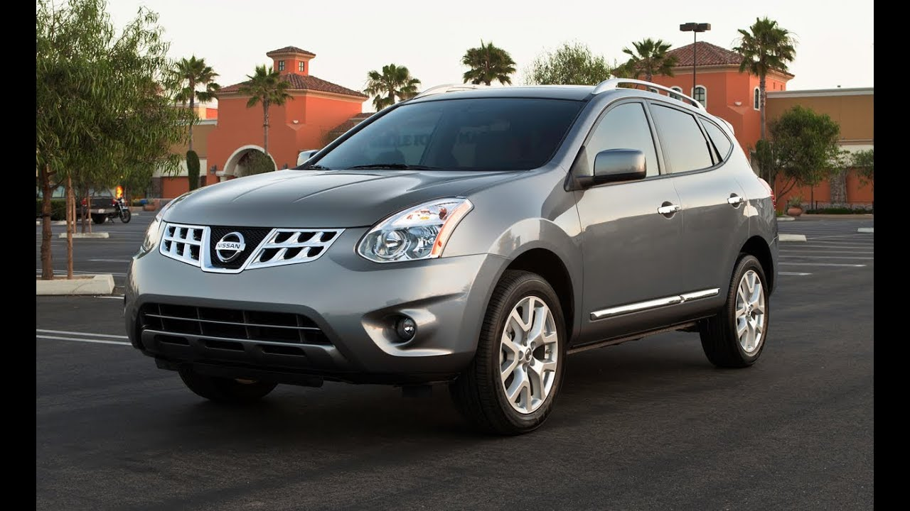 Wonderful 2012 Nissan Rogue SV AWD Drive U0026 Review