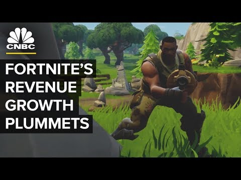 Fortnite's Revenue Growth Is Slowing