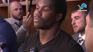 Kerryon Johnson on third quarter turnovers