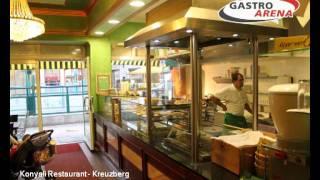 Gastro Arena - Werbeanimation