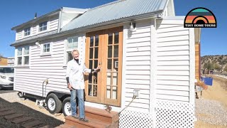 She Designed Her Dream Tiny House - 4 Years Of Minimalistic Living