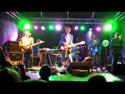 Hope & Social, Sleep Sound, The Future of Music Festival, Scarborough, 2012