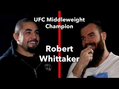 The Butterfield Effect #2 UFC CHAMPION - Robert Whittaker