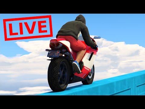 GTA V - LIVE da PRÉ DLC - BORA JOGAR!!
