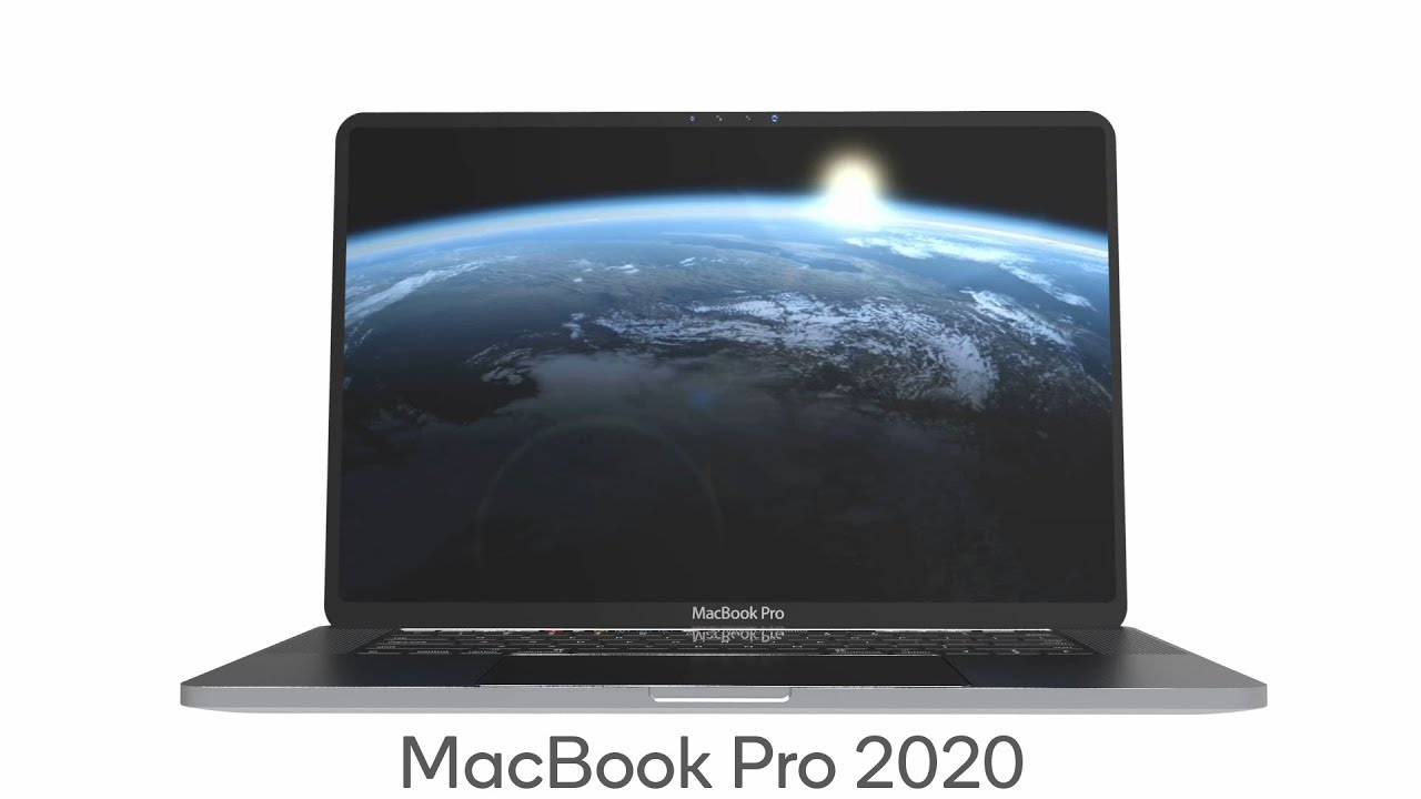 New Macbook 2020.Macbook Pro 2020 Introduction