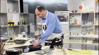 Соус бешамель с луком и беконом рецепт от шеф-повара / Илья Лазерсон