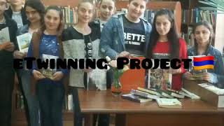 Armenia, eTwinning Project, 19 school of Vanadzor