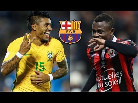 Paulinho VS Seri - Who's Better For FC Barcelona ?