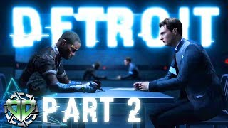 I AM ALIVE : Part 2 : Detroit - Become Human Gameplay