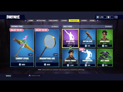 Fortnite Item Shop August 7-8