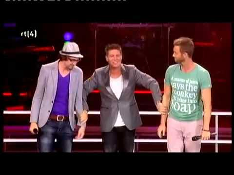 The Voice of Holland - Battle: Charly Luske vs. Tom Wesselink (04-11-11 HD)
