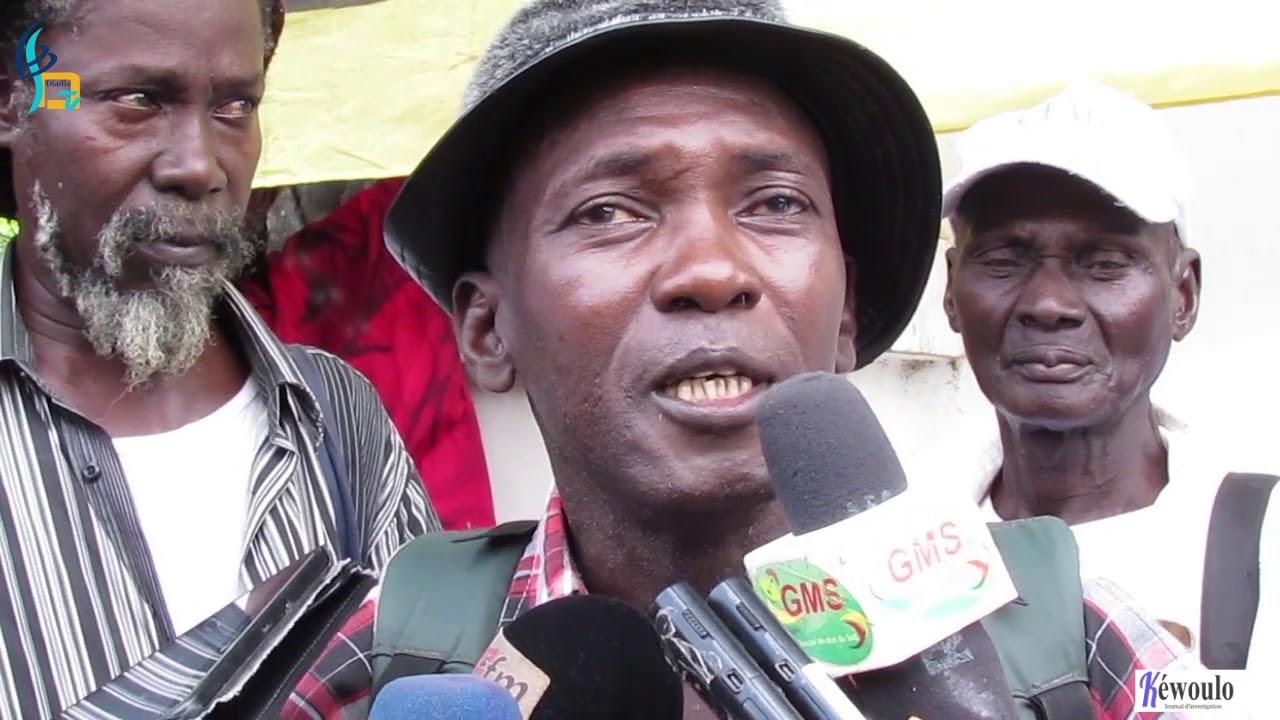 Zircon: La Casamance refuse le bradage des ressources minières de Niafrang