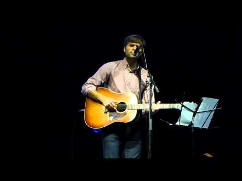 A Lack of Color -- Ben Gibbard -- Danforth Music Hall -- Oct 14, 2012