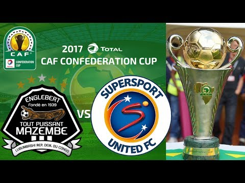 2017 Total CAF Confederation Cup TP Mazembe vs. Supersport United
