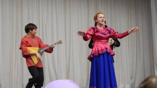 "Припевки Липецкой Области ""Канарейка"""