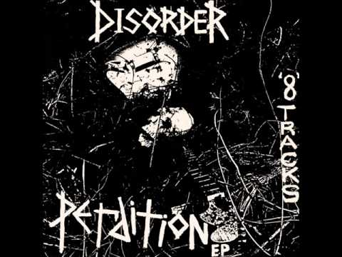 Disorder - Perdition EP