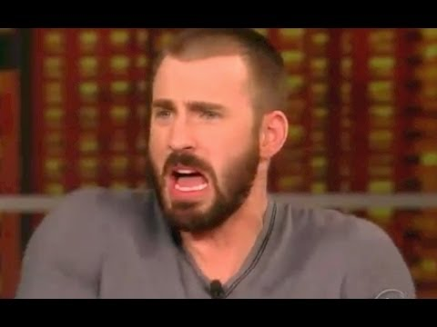 Chris Evans Funniest Moments