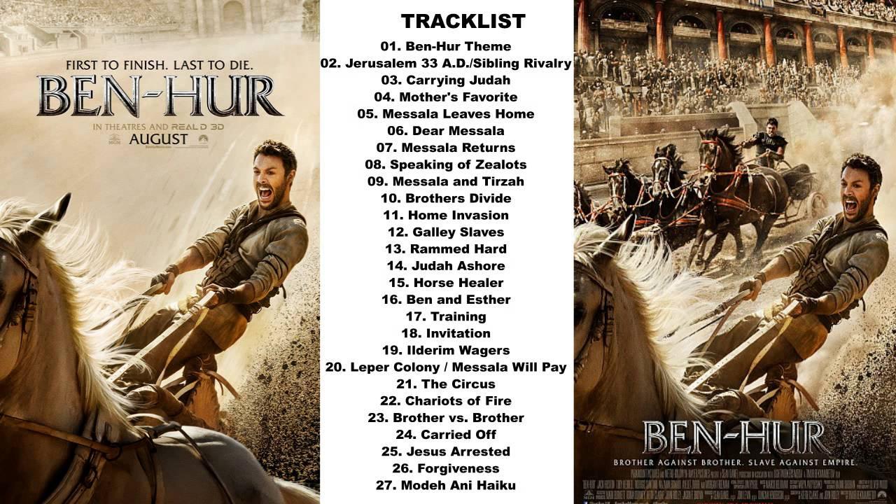 BEN-HUR Remake Release Date Set for February 26, 2016; Mark Burnett to ...